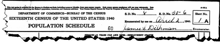 Census enumerator