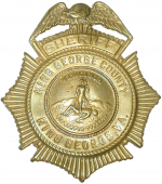 KGC Sherriff's Badge