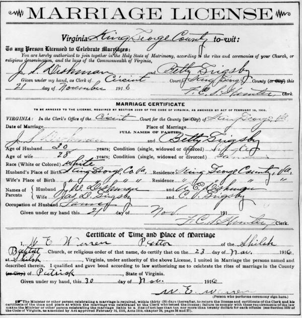 alexandria circuit court marriage license